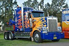 GRS Towing Kenworth T904 Photograph
