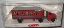 Wiking 052101 Chevrolet Koffersattelzug Mc Lean 1:87 HO