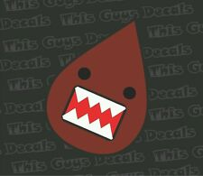 Full color domo drop decal vinyl jdm car window sticker illest stance lowered