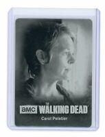 The Walking Dead Season 4 Part 1 Melissa McBride as Carol Black Printing Plate