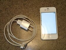 Apple iPhone 4s - 16GB - White (Sprint) A1387 (CDMA + GSM)