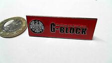 Eintracht Frankfurt SGE EFC Fanclub Pin G Block Ultras- Die Wiege des Fanatismus