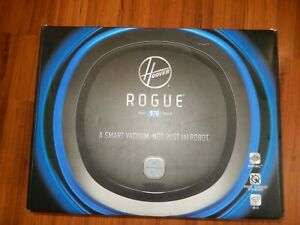 Hoover Rogue 970 Wi-Fi Connected Robotic Vacuum Cleaner VG+ condition
