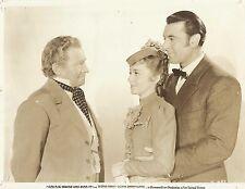 "OLIVIA DE HAVILLAND & GEORGE BRENT in ""Gold is Where you Find It"" Original 1938"