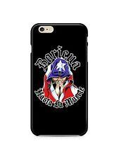 Puerto Rico Flag Boricua iPhone 4S 5S 5c 6S 7 8 X XS Max XR 11 Pro Plus Case ip5