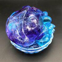 60ml Galaxy Schleim Kristall klar Lehm Schlamm Weich Stress Helfer Spielzeug GE