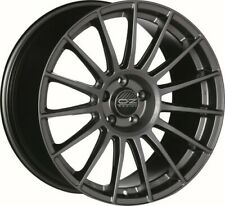 4 alloy rims OZ SUPERTURISMO LM 7.5x17 SKODA RAPID (NH)