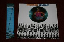 Sixto rodriguez, Cold fact-Limited Edition, vinilo en French vanilla!