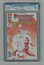 Danger Girl and The Army of Darkness #2 CGC 9.2 NM- IDW Publishing 2011