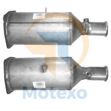 DPF PEUGEOT 406 2.0HDi (DW10ATED) 4/99-10/04 (Euro 3-4 DPF only)
