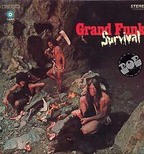 "GRAND FUNK ""SURVIVAL"" ORIG FRANCE 1971 M-/M-"
