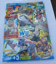 Lego Magazin Five 6/16 mit Le6 ultimativer AXL