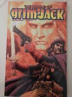 THE LEGEND OF GRIMJACK Volume 4 TPB COLLECTION IDW COMICS BRAND NEW UNREAD