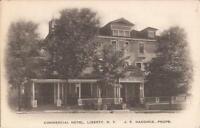 Liberty, NEW YORK - Commercial Hotel - ARCHITECTURE - Sullivan County