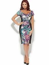 Lipsy V-Neck Midi Floral Dresses for Women