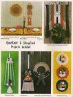 Hanging Table  Kitchen Accesories Patterns - Craft Book: Macrame Scrapbook