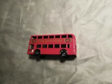 MATCHBOX SERIES NO. 74 DAMLER BUS MADE IN ENGLAND BY LESNEY