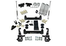 Superlift K182 Suspension Lift Kit w/Shocks Fits 19 Sierra 1500 Silverado 1500