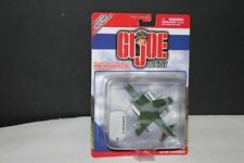 VERY NICE G.I. JOE MARINES AV-8B HARRIER FIGHTER JET DIECAST  in PACKAGE