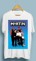 Vintage Martin Lawrence Sitcom Television Tee T Shirt Size S M L XL 2XL