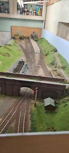 OO Gauge Model Railway DCC Project Layout