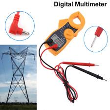 Digital Multimeter Ac Dc Ammeter Clamp Current Measure Equipment Data Retention