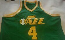 Adrian Dantley 4 Mitchell Ness Basketball Jersey Hardwood Classic Utah Jazz NBA