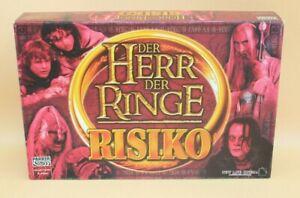⭐️DER HERR DER RINGE RISIKO++Brettspiel ++Parker ⭐️