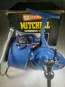 Mitchell Garcia Reel 486 in Box with Paperwork!