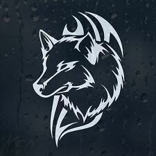 Wolf Car Decal Vinyl Sticker For Bumper Panel Window