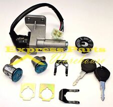 4 Wire Ignition Switch With Lock Scooter Moped 49 50 70cc 110 150 250cc Taotao