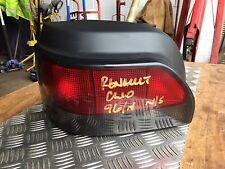 Renault Clio - Rear Light Unit N/S Passenger Side Left - 96 > 98