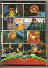 Complete Babylon 5 Trading Cards Movies Chase Card M8