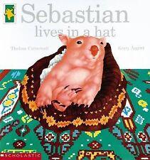 SEBASTIAN LIVES IN A HAT - Thelma Catterwell (Paperback 1997) MINI BOOK-LIKE NEW