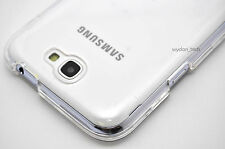 Samsung Galaxy Note 2 II Crystal Clear See-Thru Case Transparent 1-Pc Hard Cover