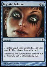 Frightful Delusion X4 EX/NM Innistrad MTG Magic Cards Blue Common