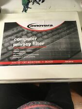 Computer Privacy Filter By Innovera 17 Inch New In Box