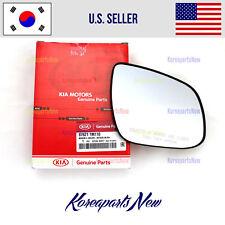 Mirror Glass Right Passenger Side NON HEATED 876211M110 KIA FORTE 2009-2013