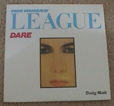 1981 The Human League - Dare! (Daily Mail Promo) Don't You Want Me Love Action