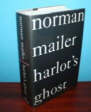 Harlot's Ghost by Norman Mailer (1991, Hardcover) Signed