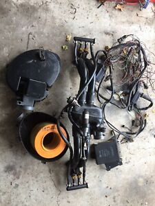 VW T3 T25 Digijet Fuel Injection System, ECU, Airflow Meter, Injectors, Harness