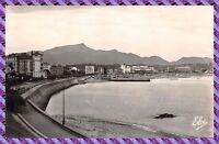 Saint Jean de Luz, vue générale de la plage