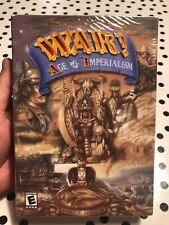 War! Age Of Imperialism PC/Mac Eagle Games Donohoe Digital Free Ship- New Sealed