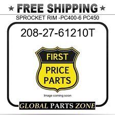 208-27-61210T - SPROCKET RIM -PC400-6 PC450  for KOMATSU