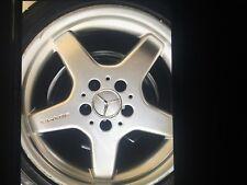 Mercedes Benz AMG Alloy Wheels Genuine Factory Originals 17Inch.