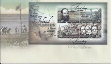 2012 Australia - Inland Explorers Ms Fdc