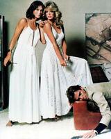 """Farrah Fawcett American Actress Charlie/'s Angels B/&W Silk Poster 13×20/"""" 24×36/"""""""