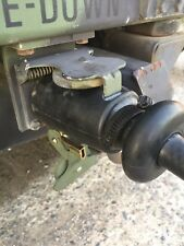 12 PIN MILITARY ELECTRICAL 24V TRUCK TO TRAILER PLUG CONNECTOR HUMVEE M998