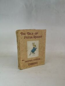 The Tale of Peter Rabbit by Beatrix Potter 1964