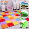 Interlocking Eva Soft Foam Floor Mats Kids Play Mat Home Carpet Puzzle Gym Mat
